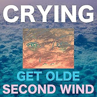 Crying - Get Olde / Second Wind [CD] USA import