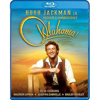 Rodgers & Hammersteins Oklahoma [Blu-ray] USA import