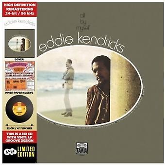 Eddie Kendricks - All by Myself [CD] USA import