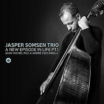 Jasper Somsen Trio - New Episode in Life Pt 1 [CD] USA import