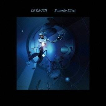 DJ Krush - Butterfly Effect [Vinyl] USA import