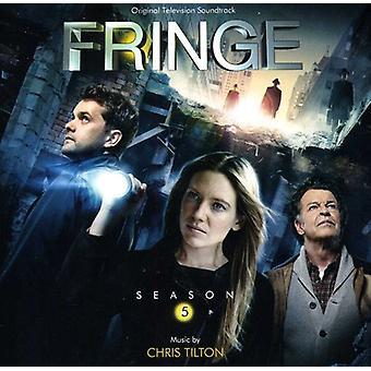 Various Artists - Fringe: Season 5 [Original TV Soundtrack] [CD] USA import