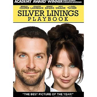 Silver Linings Playbook [DVD] USA import