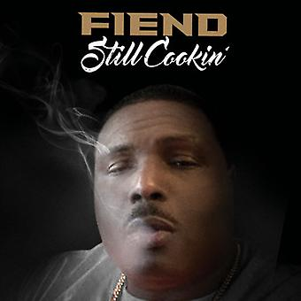 Fiend - Still Cookin' [CD] USA import