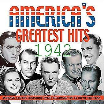 America's Greatest Hits 1942 - Americas Greatest Hits 1942 [CD] USA import
