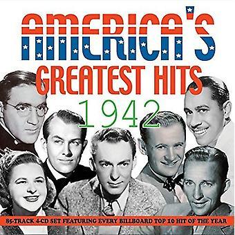 Americas største Hits 1942 - Americas største treff 1942 [DVD] USA import