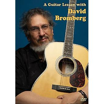 David Bromberg - Guitar Lesson with David Bromberg [DVD] USA import