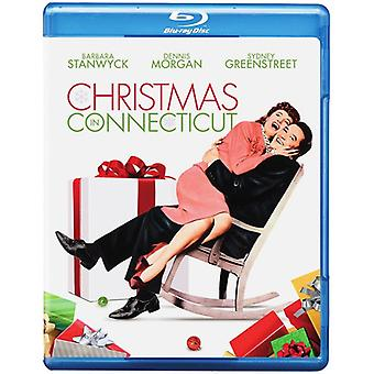 Christmas in Connecticut [BLU-RAY] USA import