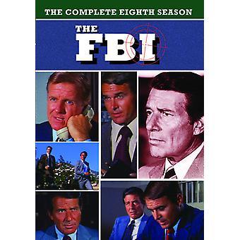 FBI: komplette achte Staffel [DVD] USA Import