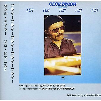 Cecil Taylor - Fly! Fly! Fly! Fly! Fly! [CD] USA import