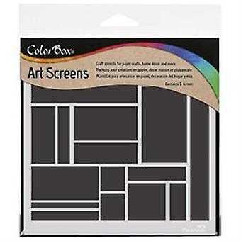 Clearsnap ColorBox الفن شاشات الطوب الحديثة