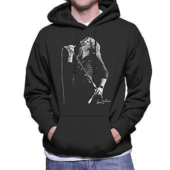 David Coverdale de Deep Purple 1973 hommes de Hooded Sweatshirt