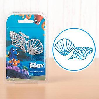 Disney Cutting Dies - Decorative Shells
