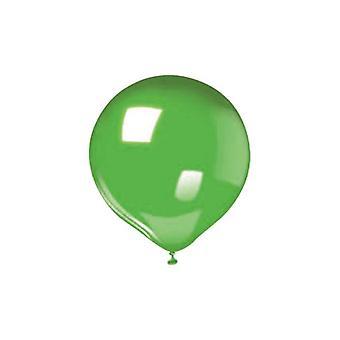 "25 12""/30cm Balloons - Lime Green"