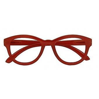 Leesbril Vrouwen Madonna Rode Sterkte +1.50