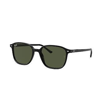 راي بان ليونارد RB2193 901/31 نظارات سوداء / خضراء
