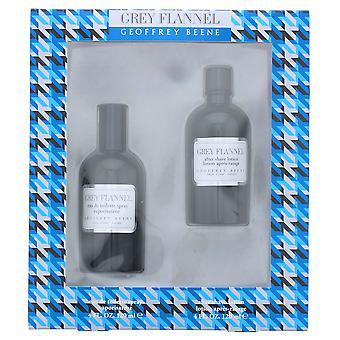 Geoffrey Beene Grey Flannel Eau de Toilette 120ml & After Shave Lotion For Him