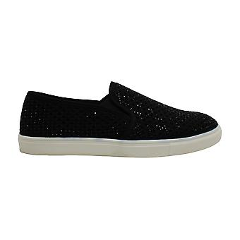 Material Girl Womens Meidyth Low Top Slip On Fashion Sneakers