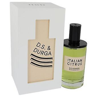 Italian citrus eau de parfum spray by d.s. & durga 542291 100 ml