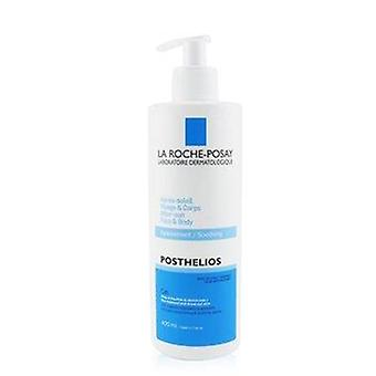 Posthelios After-Sun Face & Body Soothing Gel 400ml or 13.3oz