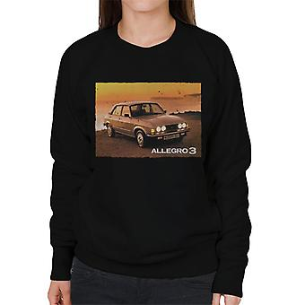 Austin Allegro 3 British Motor Heritage Women's Sudadera