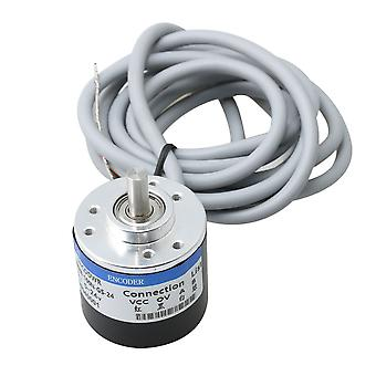 100P/R Incremental Rotary Encoder 6mm Shaft AB Phase for Measuring Acceleration