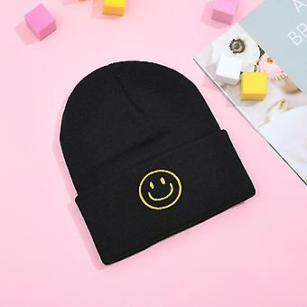 Warm thick knitted ull hat winter Hip-Hop Beanie several colors