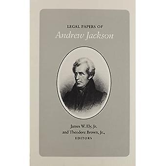 Juridische documenten van Andrew Jackson