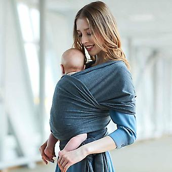 Sling Wrap Bärsele bär ergonomiska Infant Strap