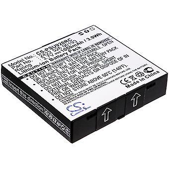 Akkumulátor Philips 2422 526 00193 Pronto TSU-9200 TSU9200/37 TSU9200 TSU9200 TSU920037