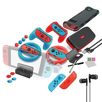 Switch accessories bundle 36 in 1 essential kit