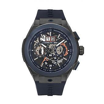Relógio Masculino - Cerruti -RUSCELLO - ESQUELETO-CRA28701