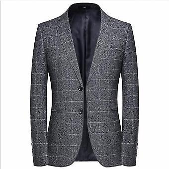 結婚式のためのメン&アポスのジャケットフロックコートブレザースリムフィット