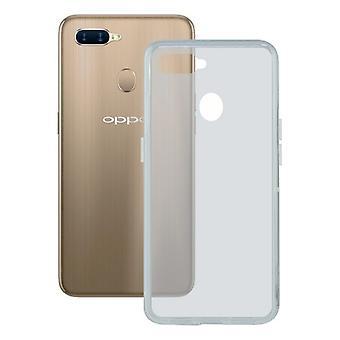 Mobiilikansi Oppo A7 KSIX Flex TPU
