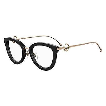 Fendi FF0417 807 Svarte Briller