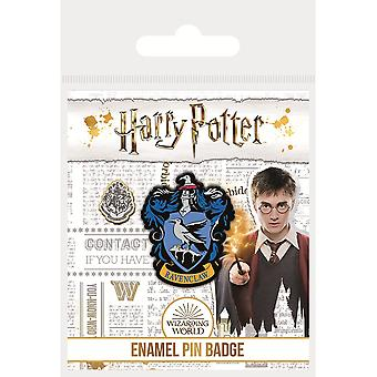 Harry Potter Emaille Ravenclaw Abzeichen