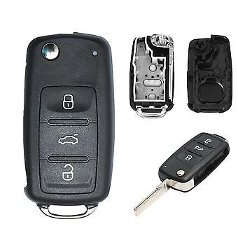 מכונית מרחוק מפתח מעטפת מפתח מקרה עבור סקודה מהירה מעולה אוקטביה Yeti Fabia