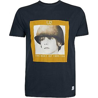 Replika Jeans U2 Tribute T-Shirt