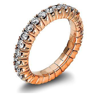 Luna Creation Classic Ring Memoire Half 1M248R853-1 - Ring breedte: 53