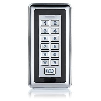 ZKTco ZK-FP881E Metal Touch Access Controller id Card Password Access Control System Jelenlét Mach