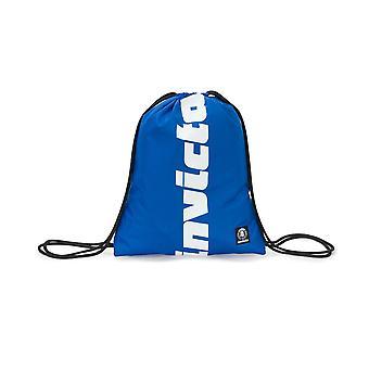 Easy Bag - INVICTA LOGO - Niebieski - 37 x 49 x 5 cm - Torba na torby