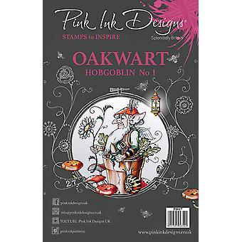 Pink Ink Designs Clear Stamp Oakwart Hobgoblin 1 A5