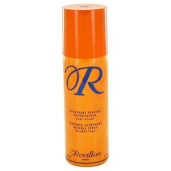 R De Revillon Deodorant Spray By Revillon 5 oz Deodorant Spray