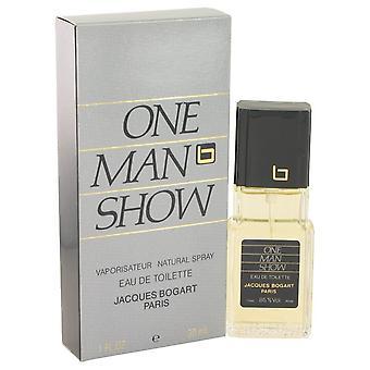 One Man Show Eau De Toilette Spray By Jacques Bogart 1 oz Eau De Toilette Spray