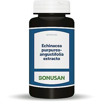 Bonusan Echinacea angustifolia Purpurea Extract 60 Cap.