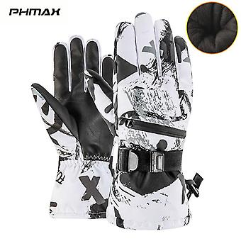 Ski Gloves Men Snowboard Gloves