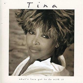Tina Turner - What's Love Got to Do with It [CD] USA import