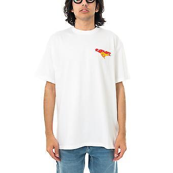 T-shirt carhartt wip runner t-shirt vit i029934.02