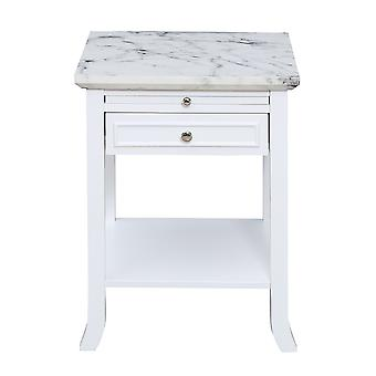 American Heritage Logan End Table With Drawer And Slide - R6-313