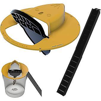 Flip N Slide Bucket Lid Mouse Rat Trap 10980